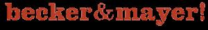 Becker and Mayer logo