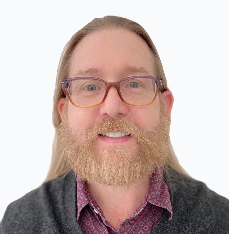 Portrait of Kevin Allard