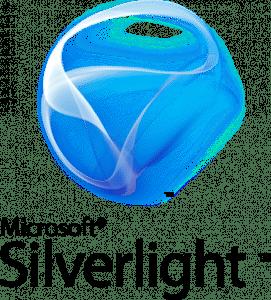 Logo of Microsoft Silverlight