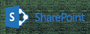 Logo of sharePoint