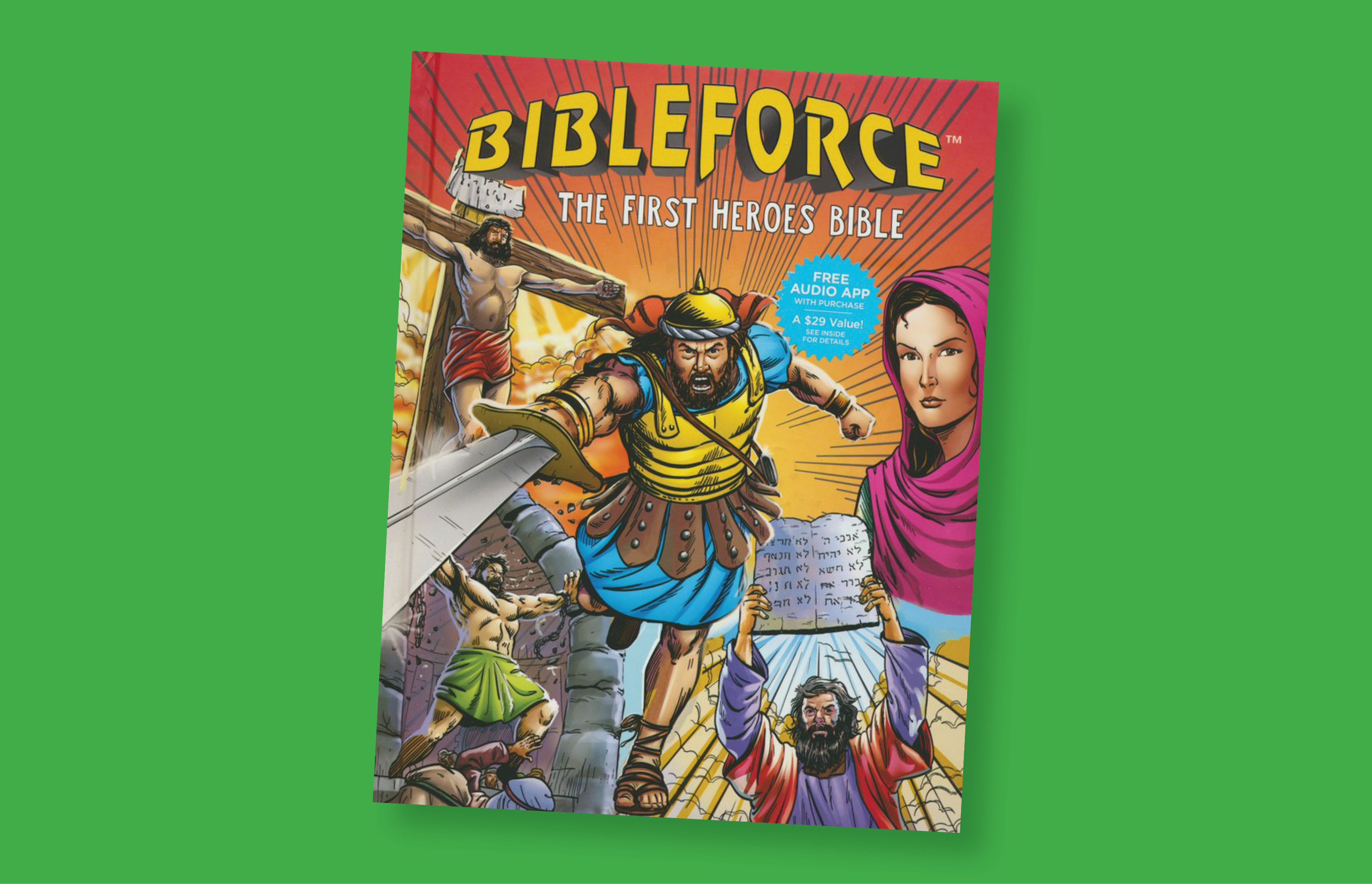 Religion Christianbook Bible Force Thumb