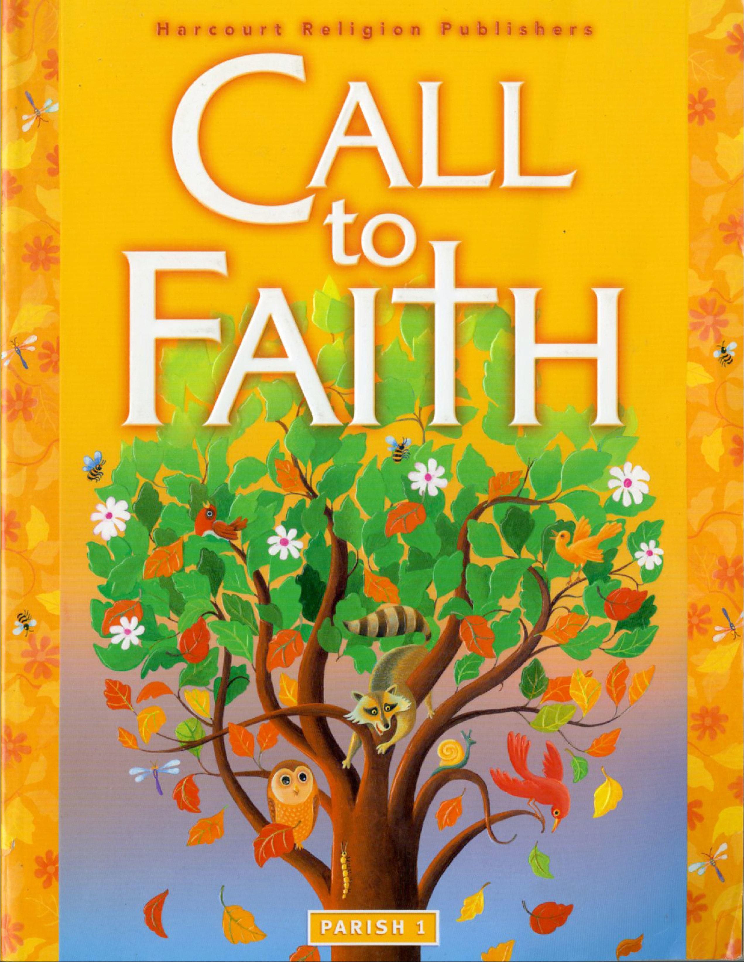 Harcourtn Call To Faith
